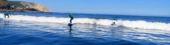 surf en Hotel la LLosa de Fombona